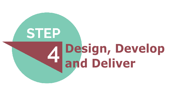 Design, Develop and Deliver