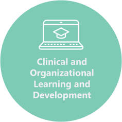 Clinical and Organizational Learning and Development